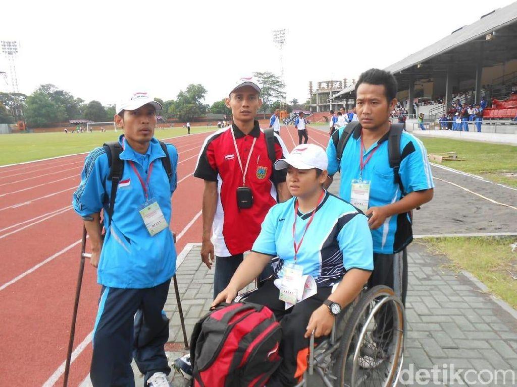 Atlet Angkat Berat Rani Patok Medali di Asian Para Games