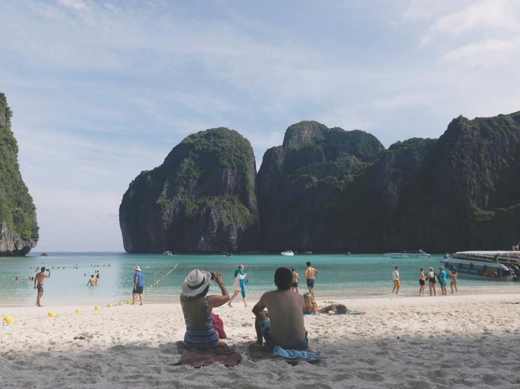 Foto: Tempat Wisata Cantik di Thailand yang Ditutup