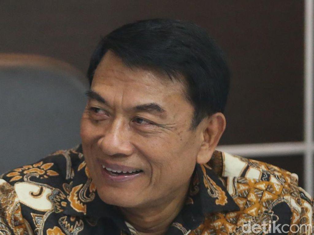 Visi-Misi Prabowo Diubah, Moeldoko: Biar Masyarakat yang Nilai