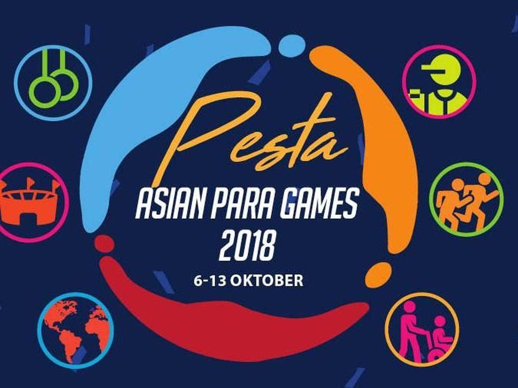 Angka-Angka Menarik Asian Para Games 2018