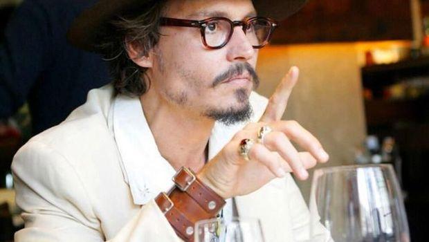 Johnny Depp, mantan suami Amber Heard