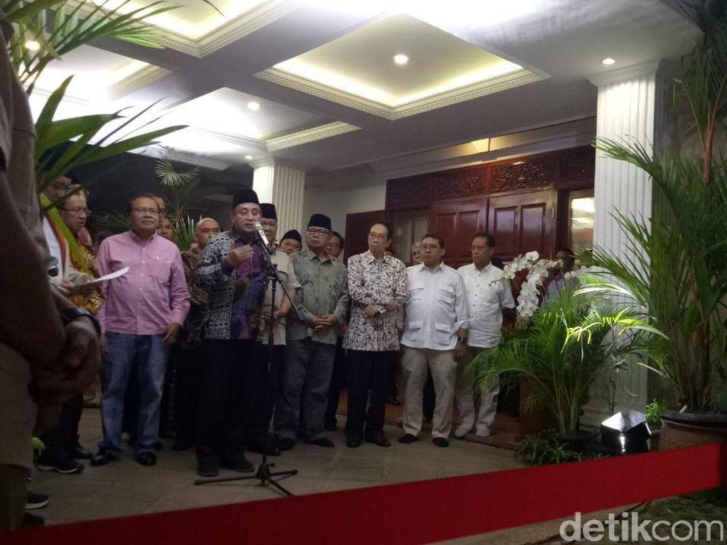 Kumpulkan Tim Ekonomi, Prabowo: Situasi Saat Ini Sangat Serius