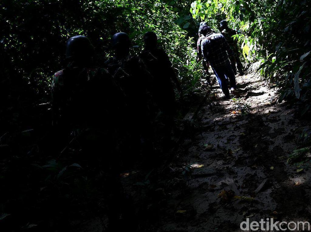 Beda Cerita Prajurit TNI Berpangkat Serda Gugur di Papua