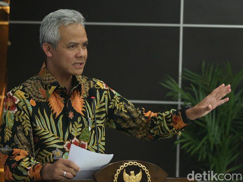 Ganjar Soroti Kepala Daerah Kampanye: Gampang, Ikuti Aturan Saja