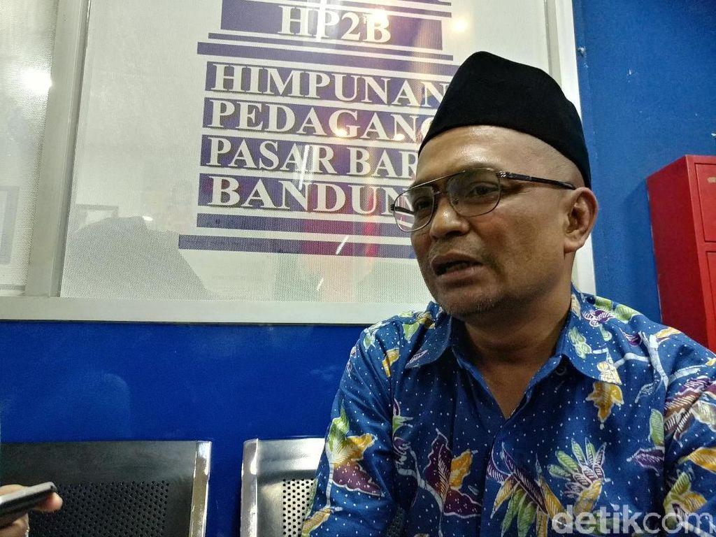 Pedagang Pasar Baru Bandung Soroti Pemkot soal Target Rp 3,6 T