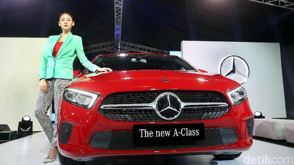 Impor Dibatasi, Mercedes-Benz A-Class Sudah Ludes