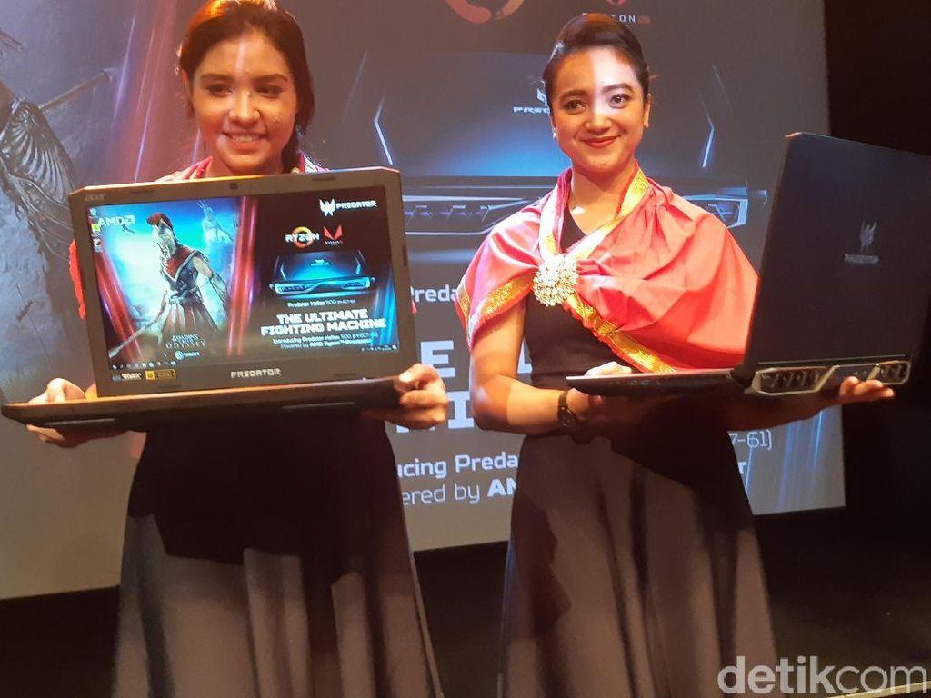 Acer Hadirkan Predator Helios 500 Versi AMD Generasi Kedua