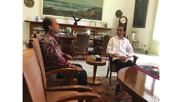 Prinsip Hidup Sutopo dalam Kenangan Jokowi