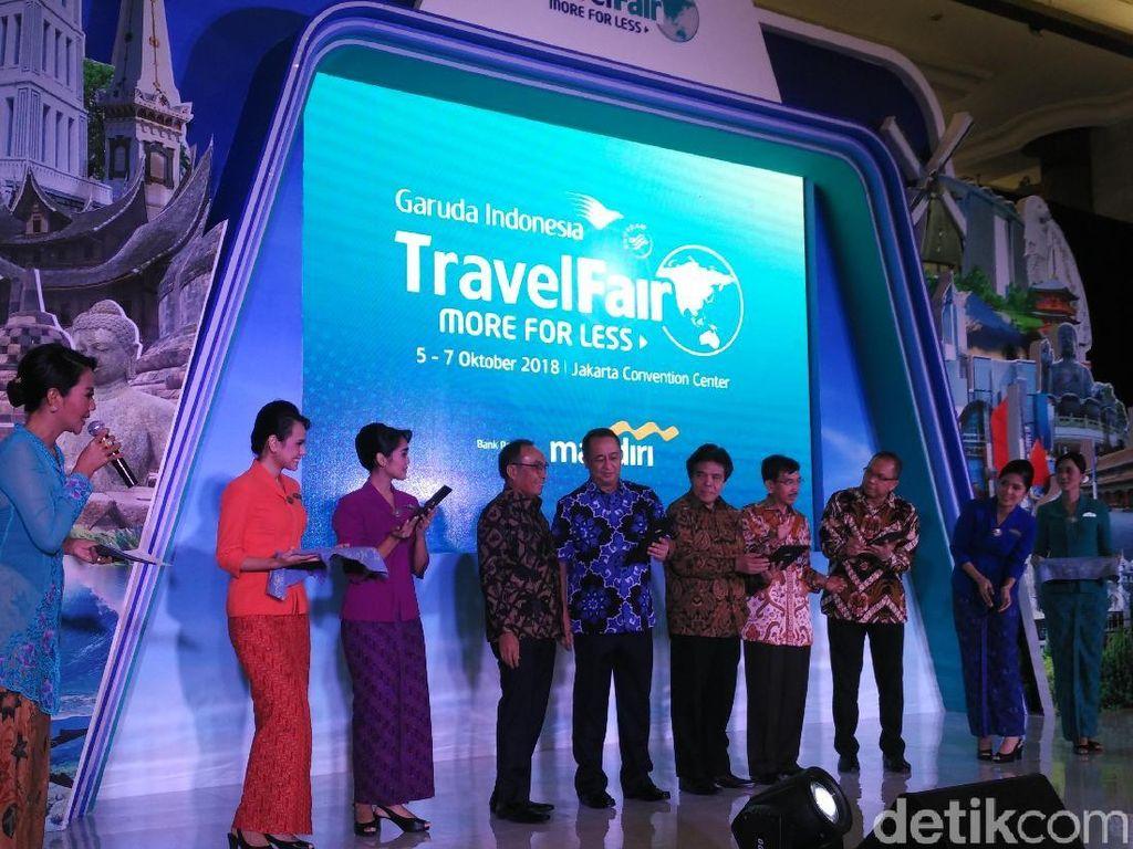 Garuda Indonesia Travel Fair Resmi Dibuka, Bertabur Promo Menarik!