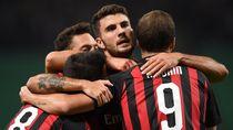 Comeback Singkat Milan Kalahkan Olympiakos