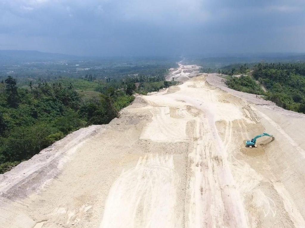 Tol Pertama Bengkulu Dilengkapi Terowongan Tembus Bukit Barisan