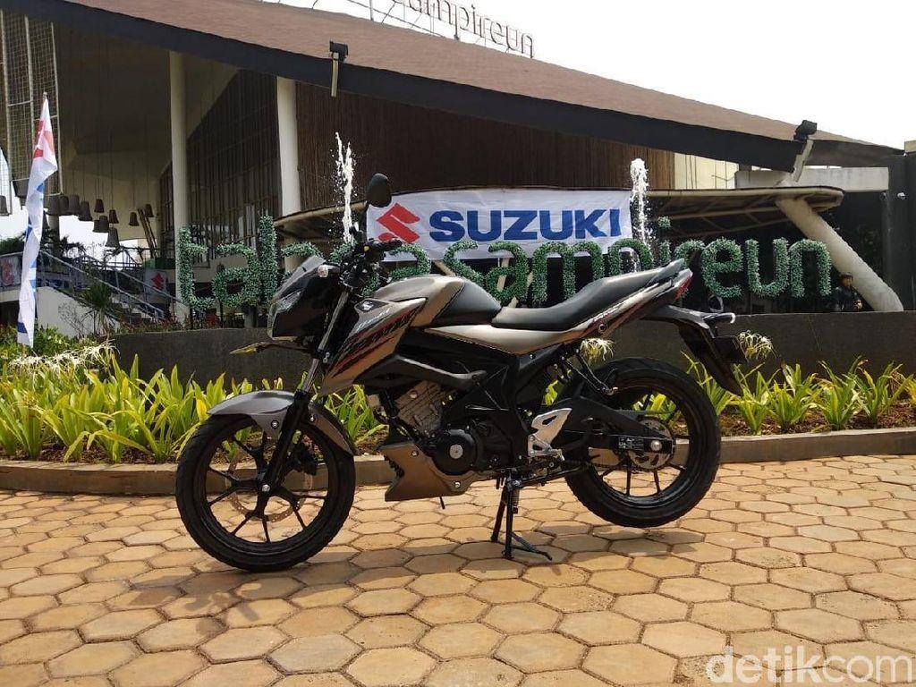 Suzuki Umumkan Banderol GSX150 Bandit, Segini Harganya