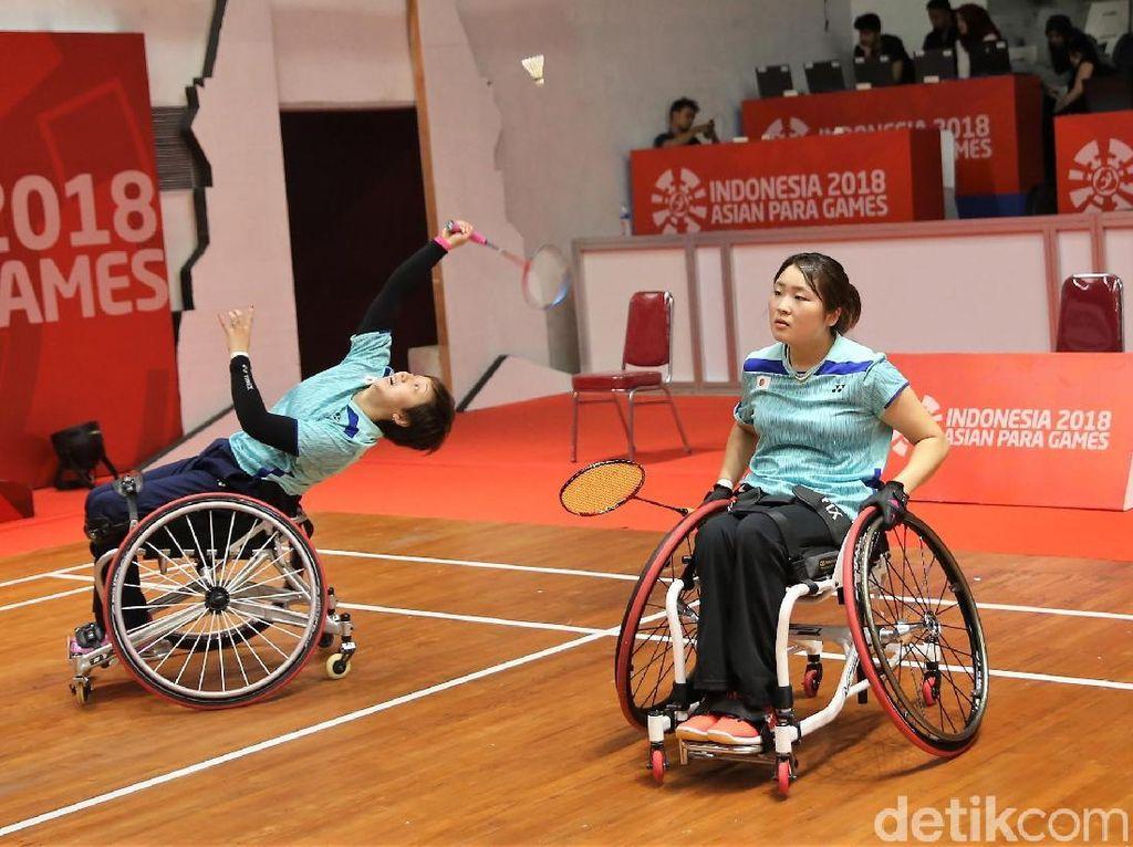 Atlet Asian Para Games Jajal Istora Senayan