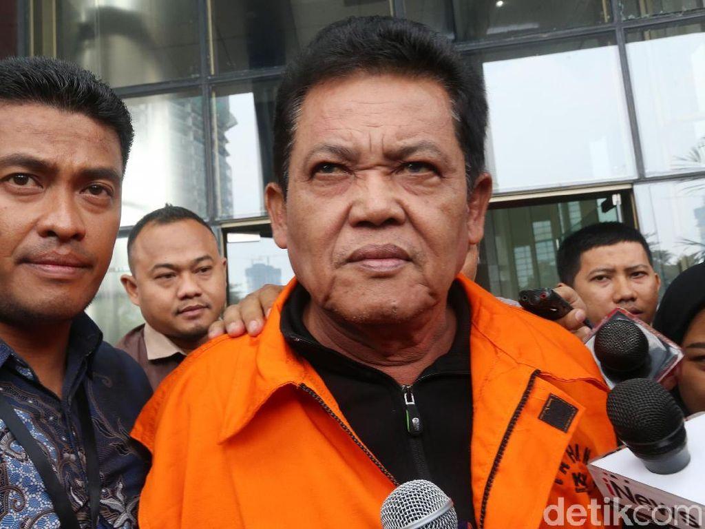 Ditahan KPK, Wali Kota Pasuruan Bungkam