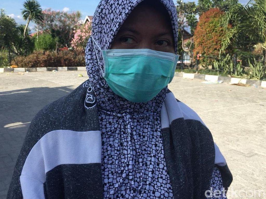 Perawat Ini Tetap Bertugas Meski Trauma Tertimbun Reruntuhan Gempa Palu