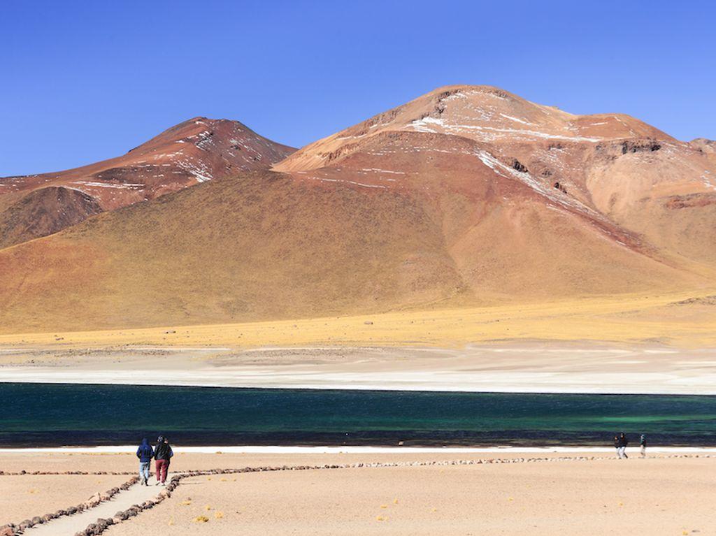 Di Asia Tenggara, Turis Indonesia Terbanyak Keempat ke Chile