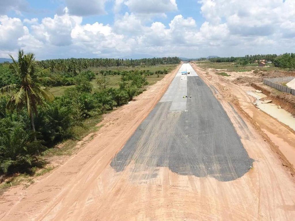 Tol Pertama di Aceh Telan Biaya Rp 12 Triliun