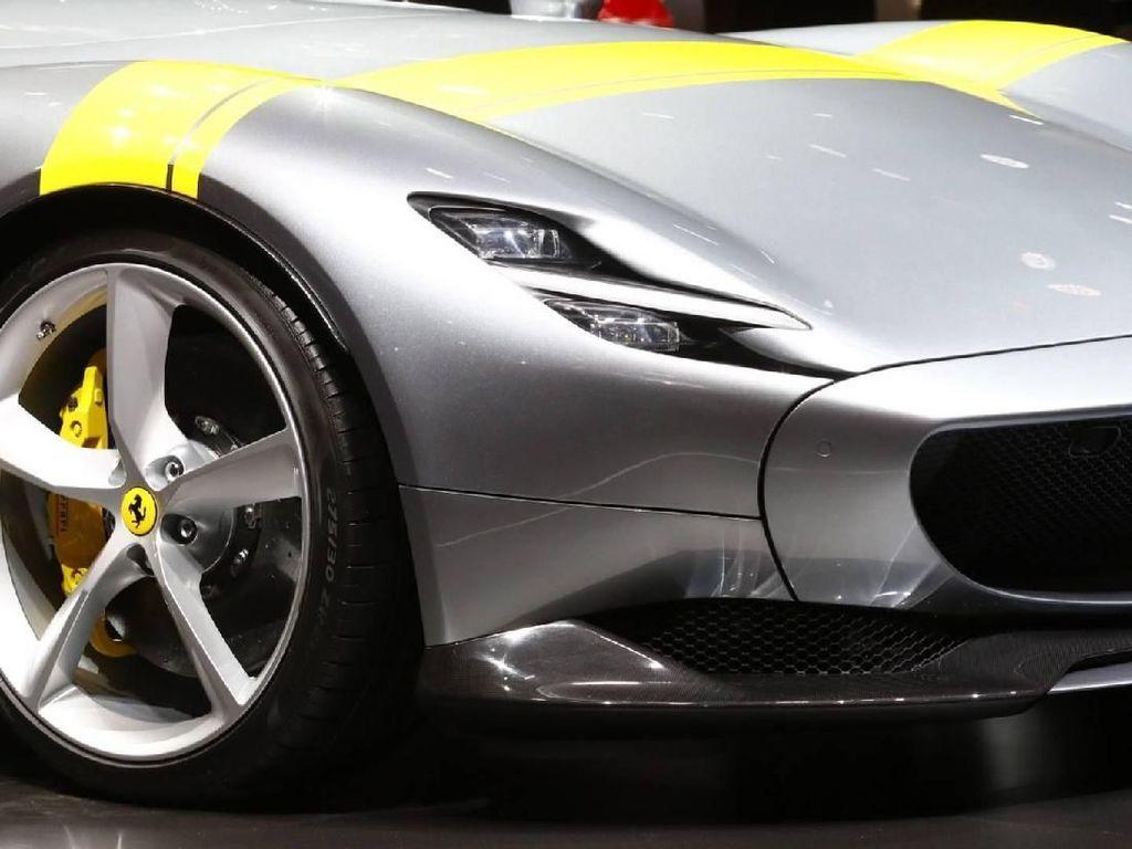 Selamat! Ferrari Monza SP1 Raih Penghargaan Desain Terbaik 2019