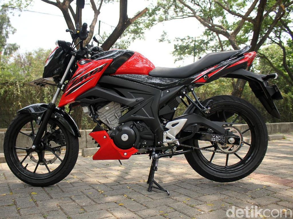 Suzuki Tidak Khawatir GSX150 Bandit dan GSX-S150 Saling Makan