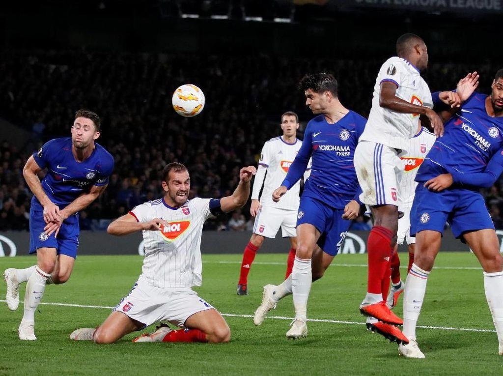 Jadwal Siaran Langsung Liga Europa Nanti Malam