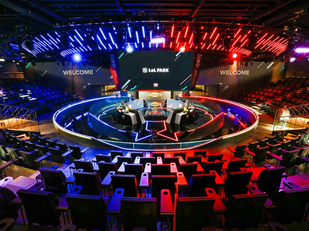 LoL Park, Stadion e-Sport Khusus League of Legends