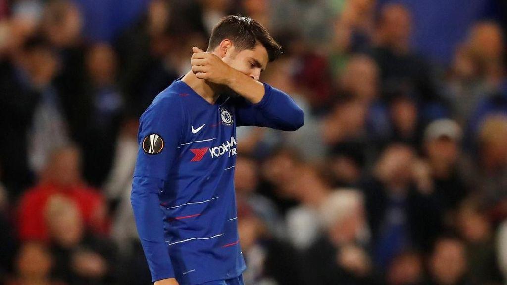 Simeone: Tolong Jangan Bicarakan Morata