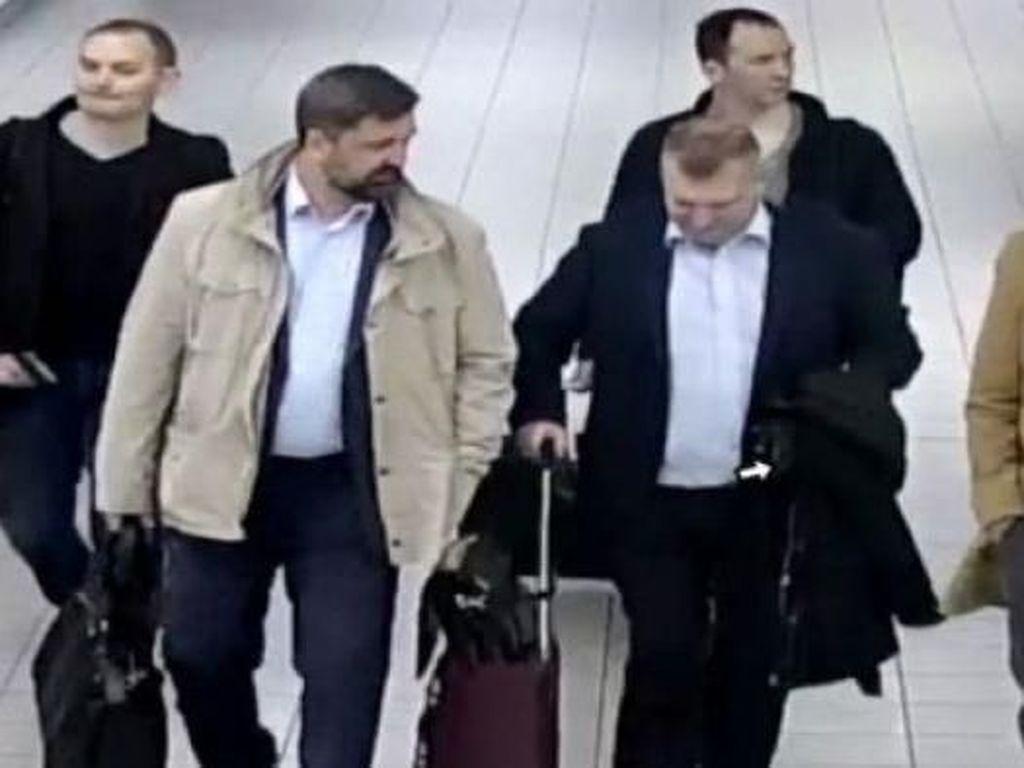 Agen Spionase Rusia Berusaha Retas Arsip Kasus MH17 di Den Haag