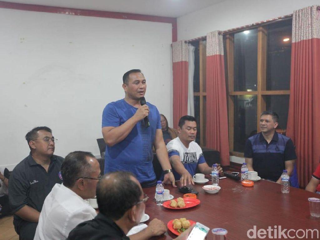 Jelang Arema vs Persebaya, Polisi Ajak Bicara Aremania