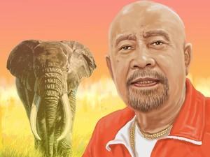 IGK Manila, Panglima Gajah Bershio Kuda