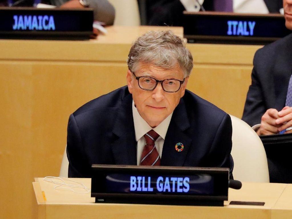 Bill Gates Diadili di India Karena Masalah Vaksin, Benarkah?
