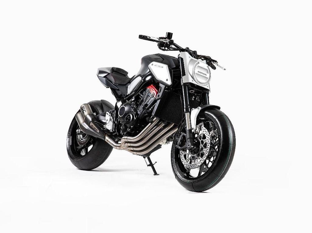 Honda Neo Sports Cafe Concept Keren Abis!