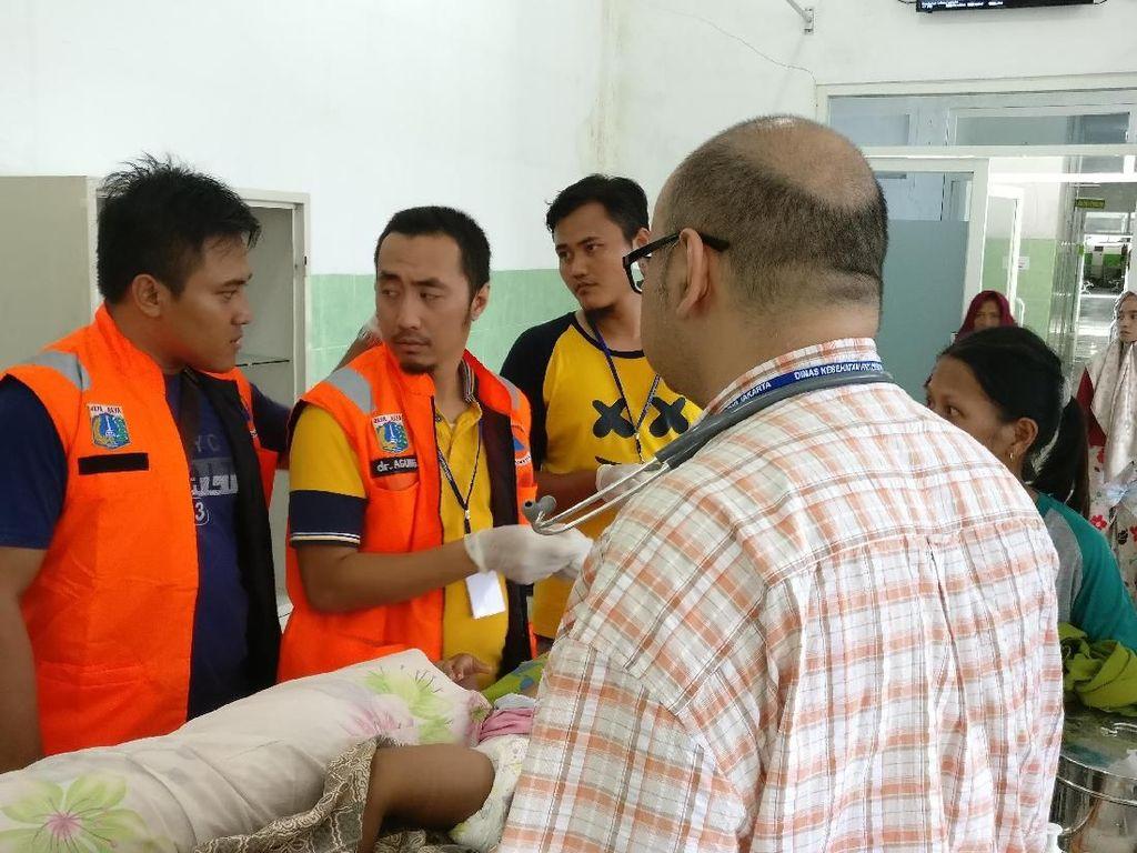 Cerita Perjuangan Relawan Medis DKI Operasi Korban Tsunami Palu