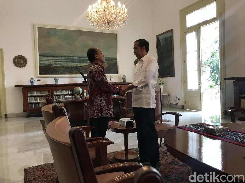 Jokowi: Dedikasi Sutopo Sangat Menginspirasi
