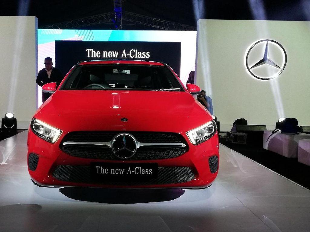 Mercedes-Benz Luncurkan 3 Model Baru