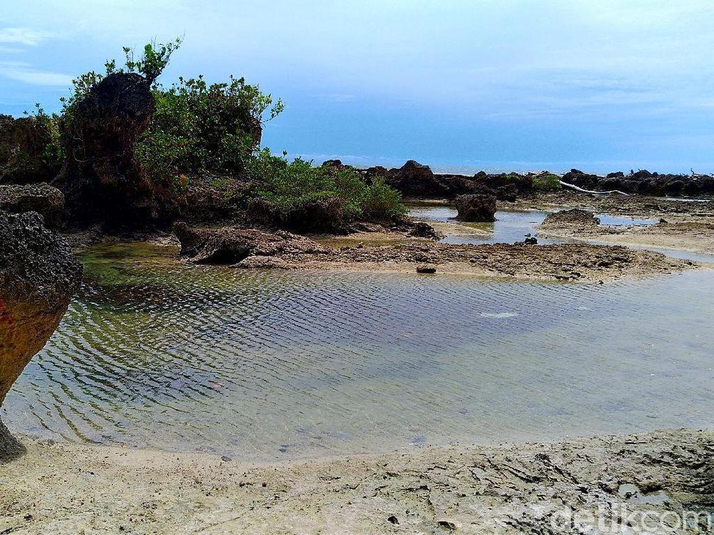 Ada Potensi Wisata di Patok Negara Tepi Samudera Pasifik