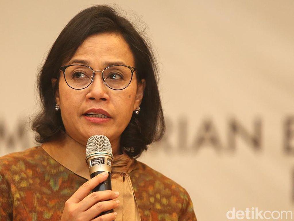 Sri Mulyani Hingga Bos BI Bahas Ekonomi Terkini Bareng Jokowi