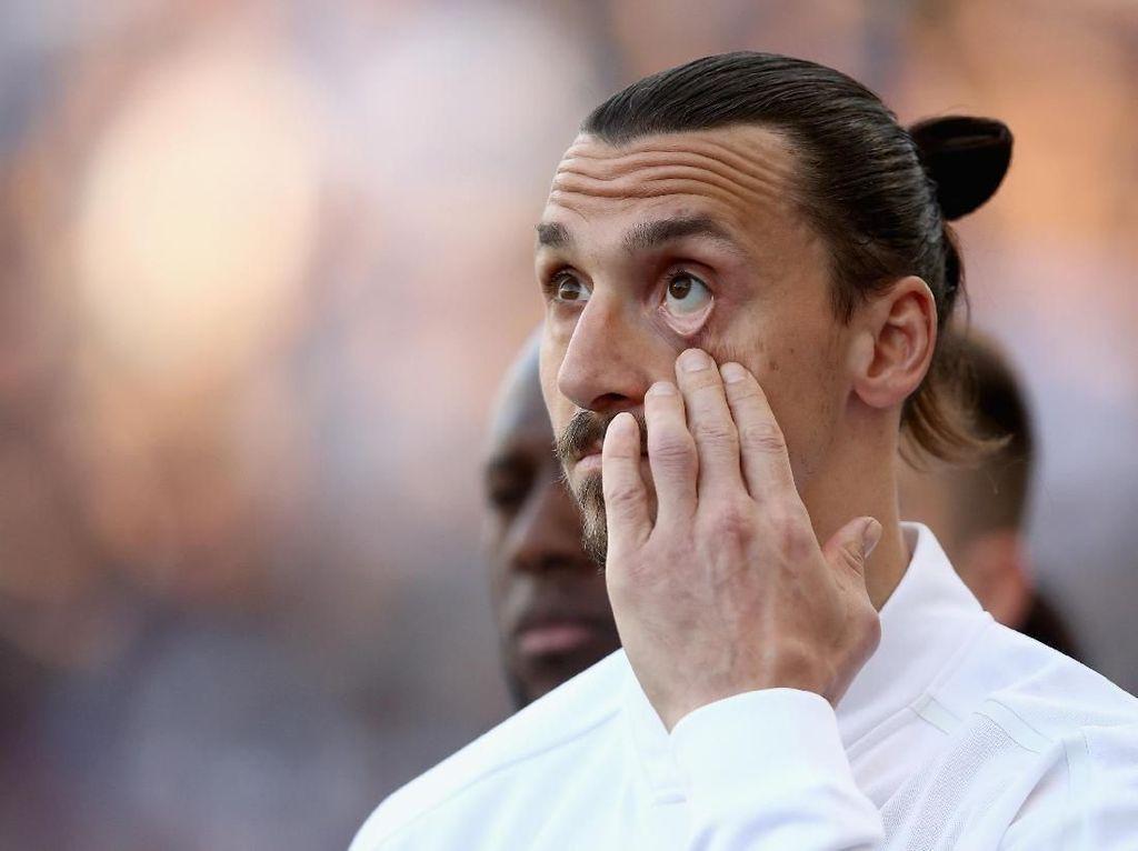 Ibrahimovic Kesal dengan Generasi Class of 92 yang Cuma Bisa Kritik