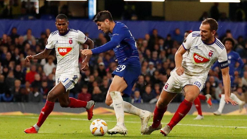 Chelsea Menang Tipis atas Vidi di Stamford Bridge