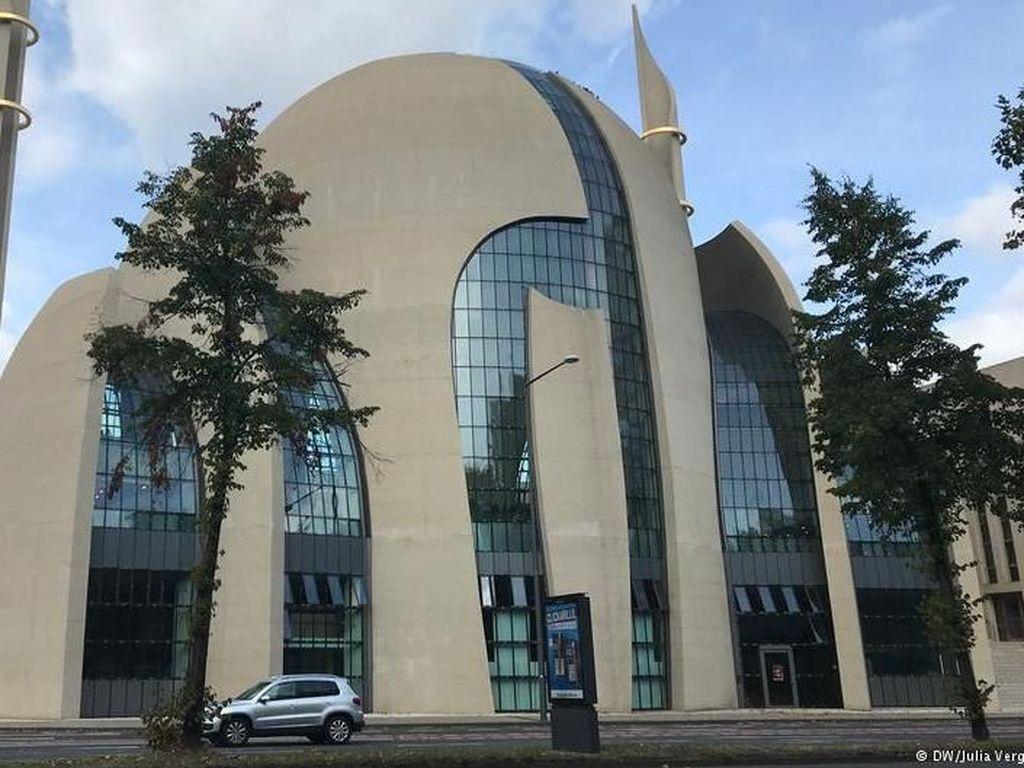 Di Jerman Ada Hari Pintu Terbuka Masjid yang Digelar Tiap 3 Oktober