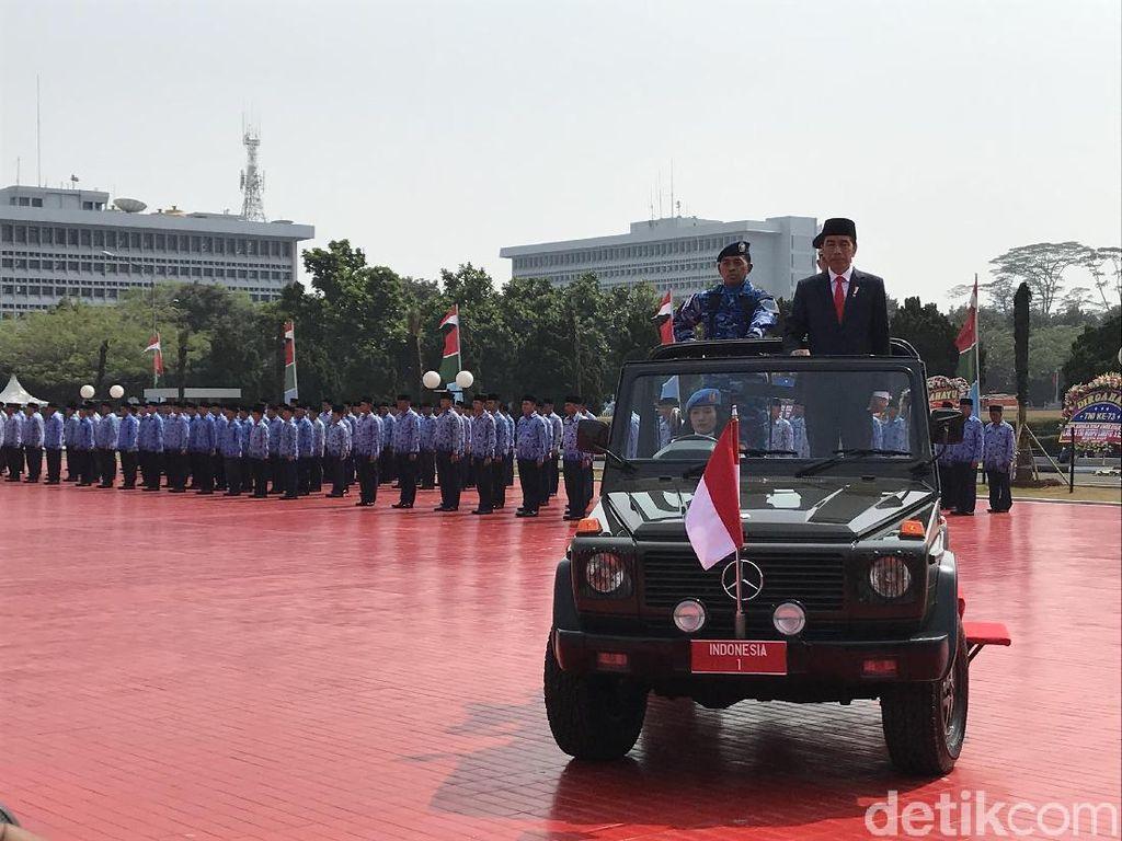 Jokowi Sediakan 60 Pos Baru, Panglima TNI: Bisa Serap Pati Nonjob