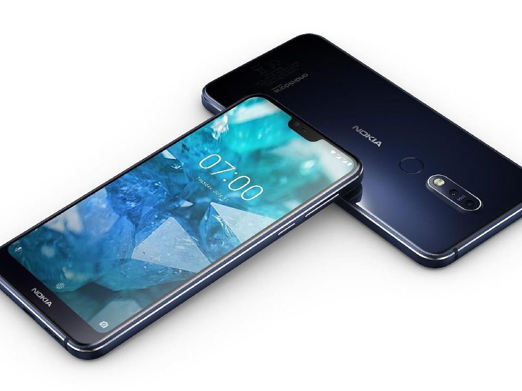 Nokia 7.1 Resmi Dirilis, Ini Spek dan Harganya!