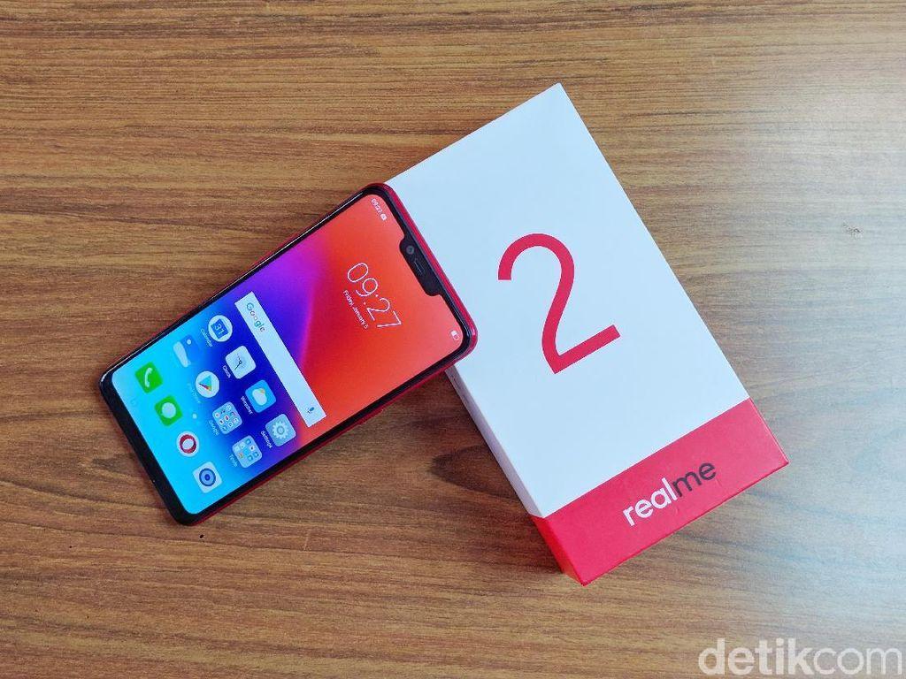 Dirilis, Ini Harga Realme 2 dan Realme 2 Pro di Indonesia