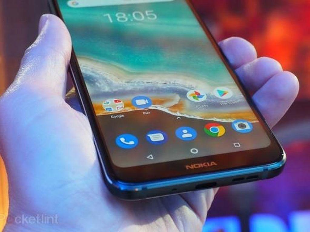 Lebih Dekat dengan Nokia 7.1, Bodi Elegan Spek Lumayan