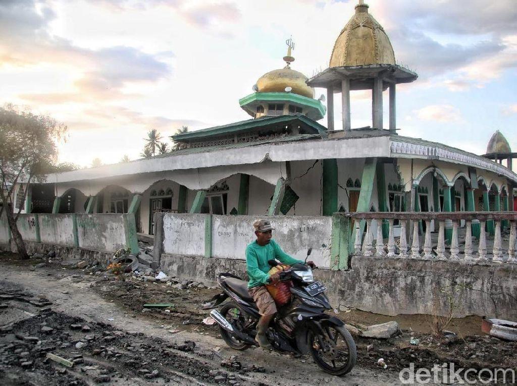 BNPB Beberkan Progres Pemulihan Gempa Sulteng