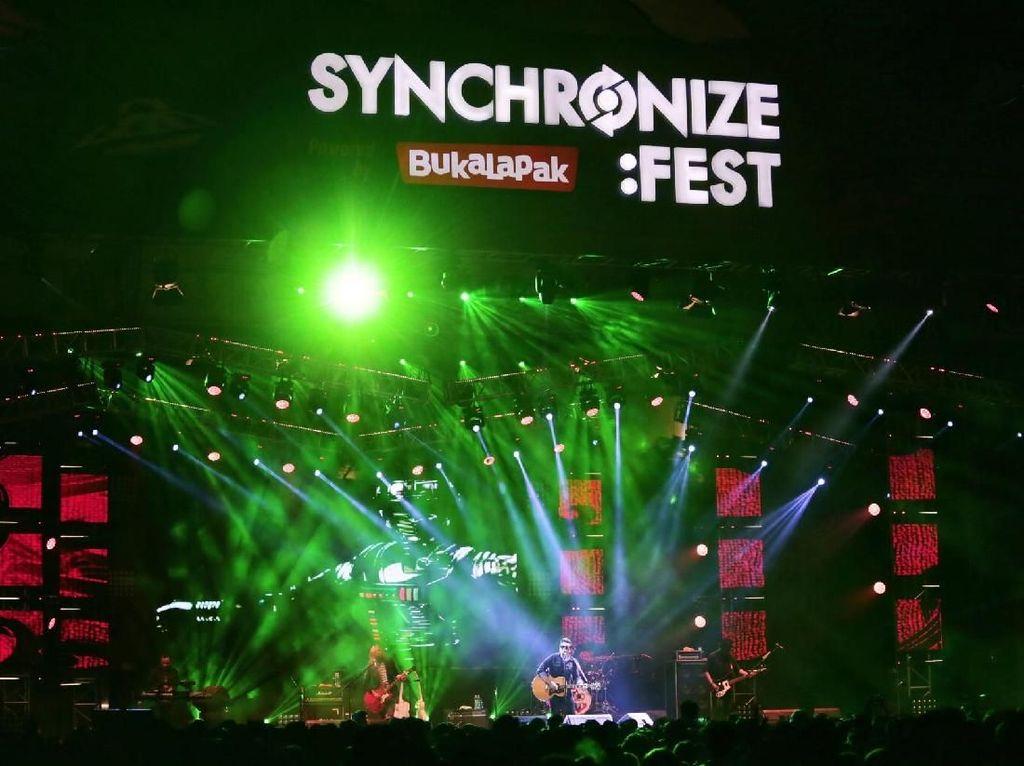 Synchronize Fest 2019 Tambah Line Up, Penggemar Emo Siap Berpesta