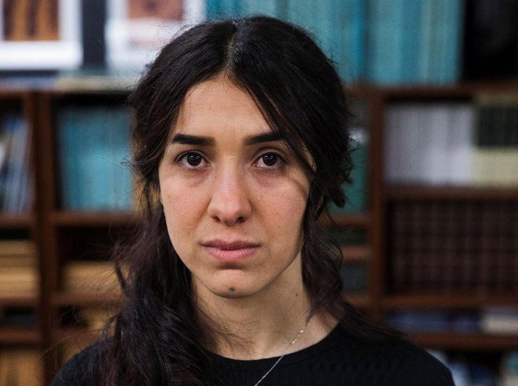 Video Saat Eks Budak Seks ISIS Raih Nobel Perdamaian