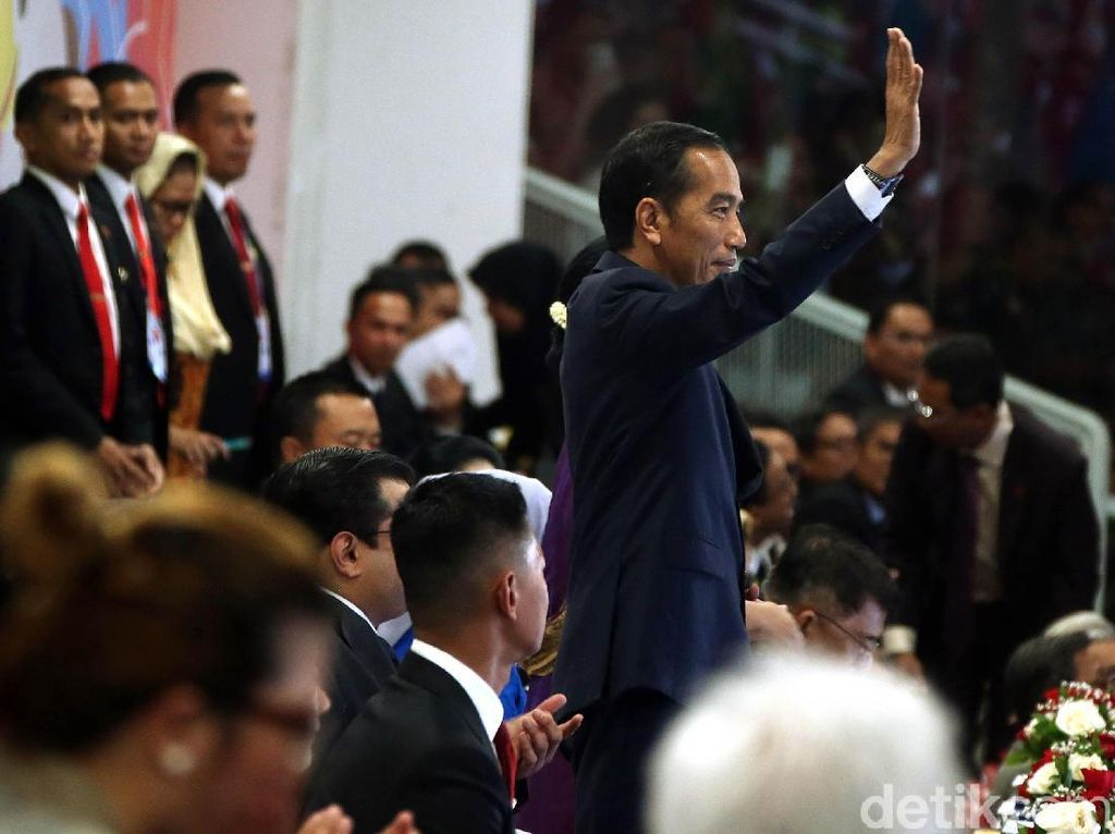 Jokowi Buka Asian Para Games 2018