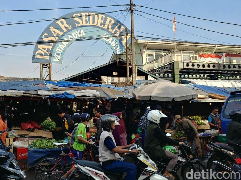 Pedagang Jualan Secara Online Cegah Corona, Ini Pesan Pemkot Bandung