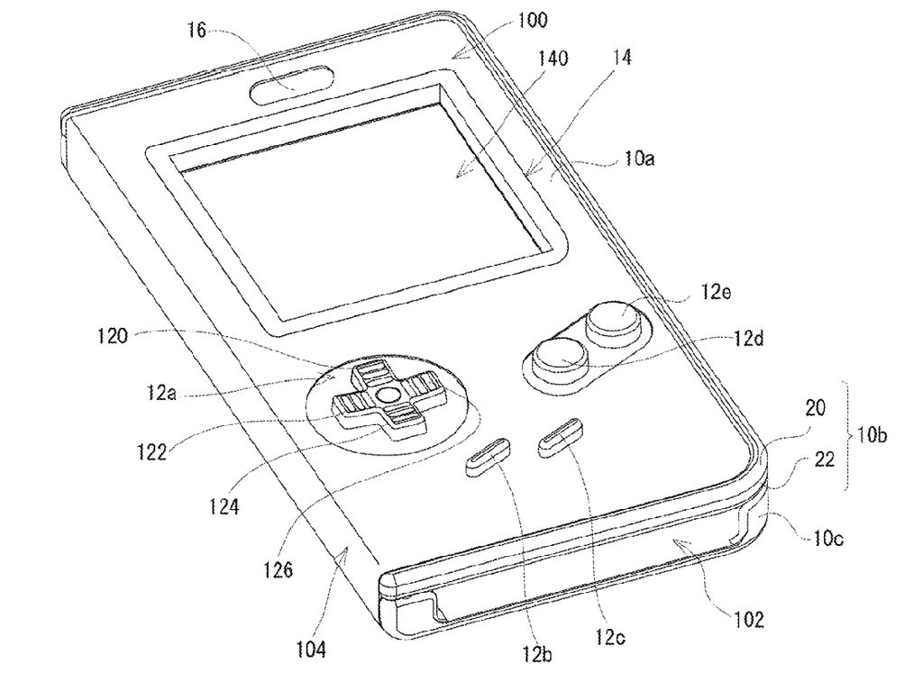 Wah! Nintendo Daftarkan Paten Casing Ponsel