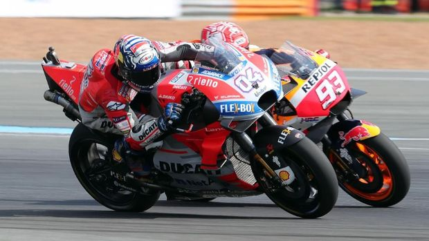 Jadwal Siaran Langsung dan Live Streaming MotoGP Thailand